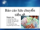 Bài thuyết trình: Báo cáo lưu chuyển tiền tệ
