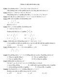 Đề thi violympic môn Toán lớp 9 vòng 17: Bài toán đua xe