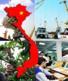 Tăng trưởng kinh tế và lạm phát ở Việt Năm giai đoạn 2009 - 2014 (ĐH Kỹ Thuật Công Nghệ HCM)