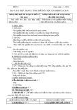Giáo án Hóa học 9 Bài 43: Bài thực hành 5 - Tính chất của hiđrocacbon