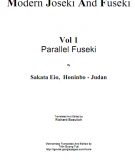 Ebook Modern Joseki And Fuseki Vol 1 Parallel Fuseki: Phần 2 -  Sakata Eio,  Honinbo - Judan