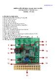 Hướng dẫn sử dụng Board Test nguồn Power Supply