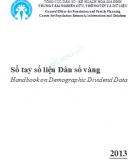 Ebook Sổ tay Số liệu dân số vàng: Phần 2 - Tổng cục Dân số Kế hoạch hóa Gia đình