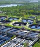 Đồ án môn học: Thiết kế hệ thống xử lý nước thải xi mạ công suất 30m3/ngày