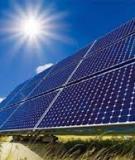 Đồ án: Thiết kế cung cấp điện và năng lượng mặt trời - ĐH Công nghiệp TP.HCM