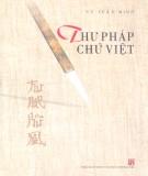 Hướng dẫn viết Thư pháp chữ Việt: Phần 2