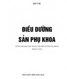 Giáo trình Điều dưỡng Sản phụ khoa: Phần 2 - ThS. Lê Thanh Tùng (chủ biên)