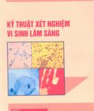 Ebook Kỹ thuật xét nghiệm vi sinh lâm sàng: Phần 2 - TS.BS. Phạm Hùng Vân