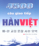 Giao tiếp Hàn Việt thông qua 400 câu: Phần 2