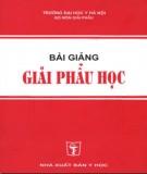 Bài giảng Giải phẫu học: Phần 1 - TS. Nguyễn Văn Huy, TS. Lê Hữu Hưng (đồng chủ biên)