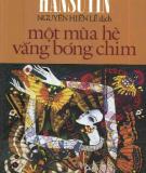 Ebook Tiểu thuyết Một mùa hè vắng bóng chim - Han Suyin