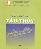 Giáo trình Dao động tàu thủy: Phần 1 - PGS.TS. Vũ Văn Khiêm