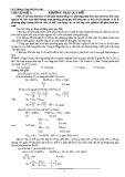 Các phương pháp giải hóa học