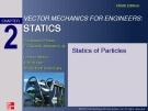 Vector mechanics for engineers: Statics (Chapter 2)