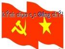 Bài giảng Bài 8: Tổ chức cơ sở Đảng và công tác xây dựng Đảng ở cơ sở - Lê Văn Khuyên