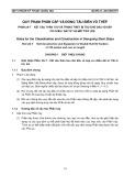 QCVN 21: 2010/BGTVT - Quy phạm phân cấp và đóng tàu biển vỏ thép Tập 3