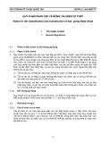 QCVN 21: 2010/BGTVT - Quy phạm phân cấp và đóng tàu biển vỏ thép Tập 1