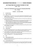 QCVN 21: 2010/BGTVT - Quy phạm phân cấp và đóng tàu biển vỏ thép Tập 5