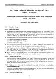 QCVN 21: 2010/BGTVT - Quy phạm phân cấp và đóng tàu biển vỏ thép Tập 6