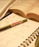 Sáng kiến kinh nghiệm: Một số kinh nghiệm giải bài toán bất đẳng thức