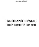 Ebook Bertrand Russell chiến sĩ tự do và hòa bình - Nguyễn Hiến Lê
