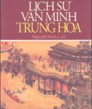 Ebook Lịch sử văn minh Trung Hoa - Will Durant