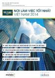 Báo cáo khảo sát nơi làm việc tốt nhất Việt Nam 2014