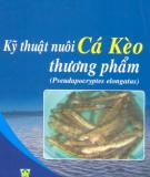 Mô hình nuôi cá kèo thương phẩm Pseudapocryptes Elongatus (Cuvier, 1816): Phần 1