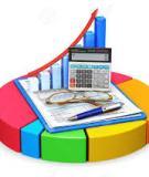 Hướng dẫn lên sổ sách lập BCTC trên Excel