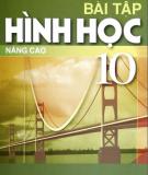 Ebook Bài tập Hình học 10 Nâng cao: Phần 2 - Văn Như Cương (chủ biên)