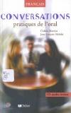 Conversations: Francais, pratiques de l'oral - Cidalia Martins, Jean-Jacques Mabilat