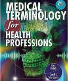 Ebook Medical Terminology for Health Professions, 7th Edition - Ann Ehrlich, Goddard Colleg