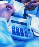 Công thức về Tài chính doanh nghiệp