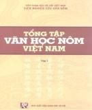 Thơ Nôm Hàn luật - Tổng tập văn học Nôm Việt Nam (Tập 1): Phần 1