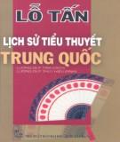 Ebook Lịch sử tiểu thuyết Trung Quốc: Phần 2 - Lỗ Tấn