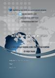 Đề tài: Hoạt động cho thuê tài chính ở Việt Nam