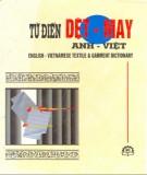 Ebook Từ điển Dệt - may Anh - Việt: Phần 1 - NXB Khoa học kỹ thuật