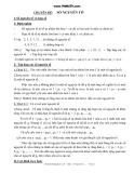 Chuyên đề về Số nguyên tố