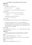 Các đề kiểm tra chất lượng học kì 2 tỉnh Thái Bình môn Toán lớp 10