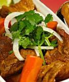 Hướng dẫn cách nấu 5 loại bò kho