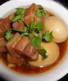 Cách nấu món thịt kho hột vịt và thịt kho tàu trứng cút