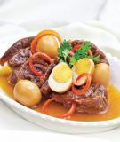 Công thức nấu thịt kho tàu sao cho đơn giản mà ngon