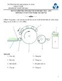 Đề thi kiểm tra giữa học kì 2 năm học 2012-2013 và đáp án môn Cơ sở công nghệ tạo vải - ĐHBK TP.HCM