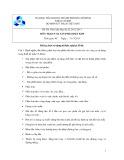 Đề thi và đáp án đề thi viết giữa học kì 2 năm học 2012-2013 môn TK&CNSX Sản phẩm dệt kim - ĐHBK TP.HCM