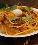 Cách làm bánh tráng trộn Sài Gòn