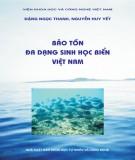 bảo tồn đa dạng sinh học biển việt nam: phần 1 - Đặng ngọc thanh, nguyễn huy yết