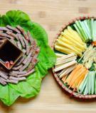 Cách làm 4 món cuốn Việt Nam cực dễ