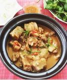 Hướng dẫn cách nấu 2 món ăn ngon thông dụng tại nhà