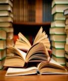 Giáo trình Phương pháp nghiên cứu khoa học cho sinh viên ngành Sư phạm Giáo dục công dân: Phần 1 - TS. Trần Văn Hiếu