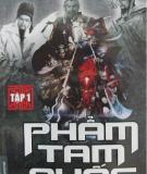 Ebook Phẩm Tam Quốc: Tập 1 - Dịch Trung Thiên